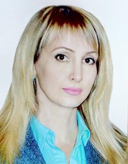 Пастухова Вікторія Анатоліївна