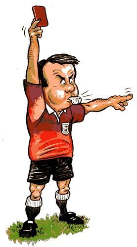 Круглий стіл «Сучасні тенденції розвитку арбітражу в футболі та останні зміни Правил гри» 9 лютого 2017 року
