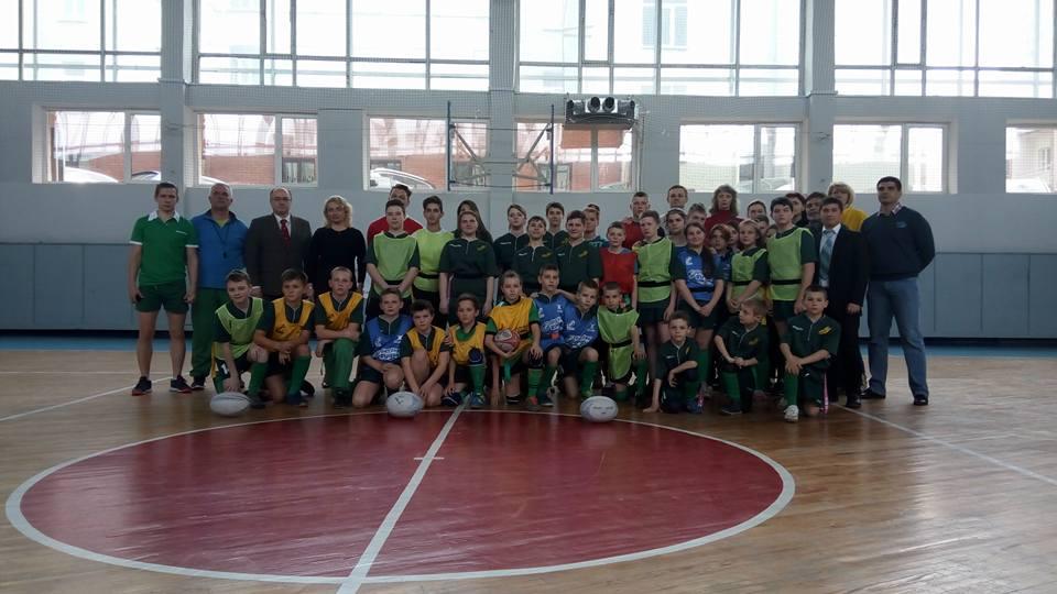 Турнір з регбі «Весна 2017»
