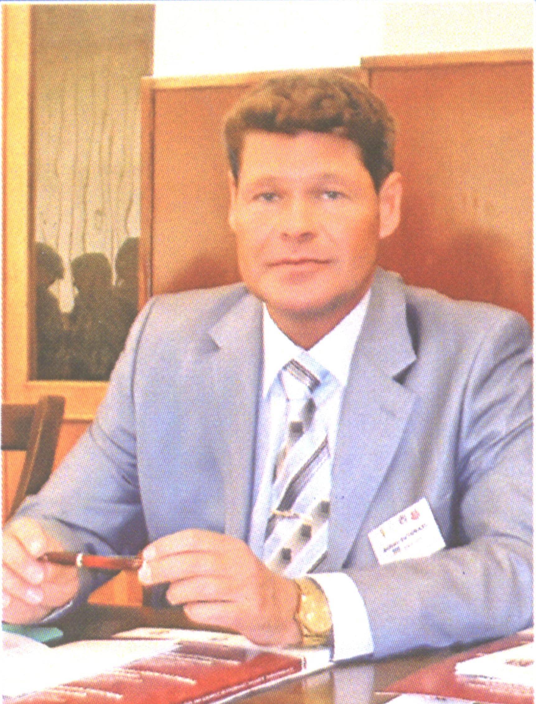 Футорний Сергій Михайлович - завідуючий кафедрою, доктор наук з фізичного виховання і спорту