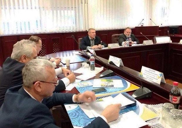 Про засідання Комісії НОК «Спорт та навколишнє середовище»