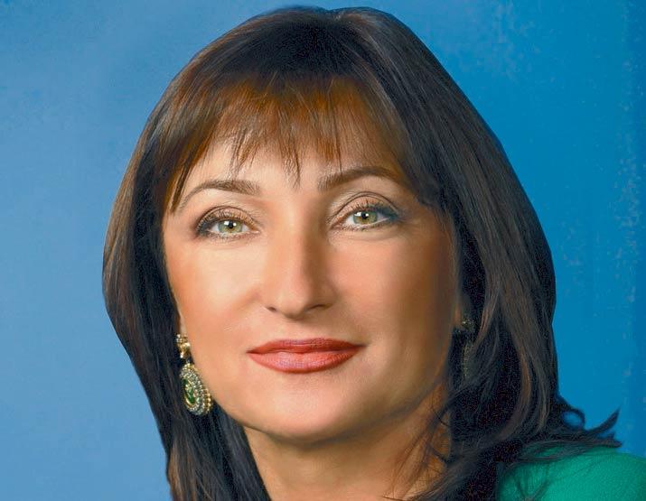 Вітаємо Марію Михайлівну Булатову з відзначенням державною нагородою!