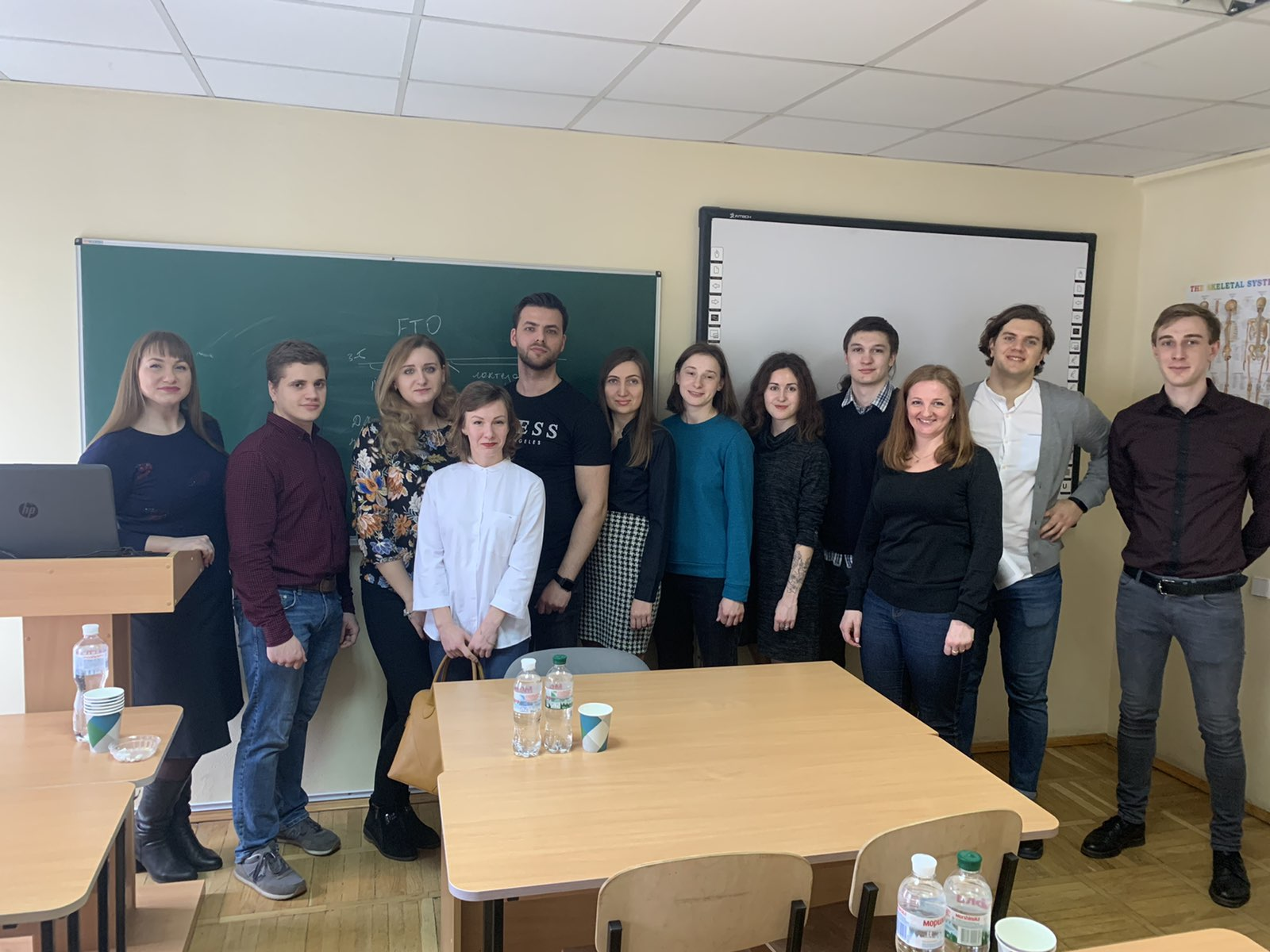 10 березня 2020 року відбулася Наукова конференція товариства молодих вчених кафедри медико-біологічних дисциплін НУФВСУ