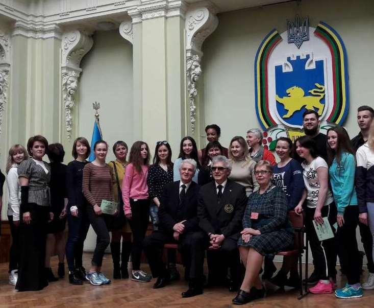 ІІ етап Всеукраїнської студентської олімпіади зі спеціальності «Фітнес та рекреація»