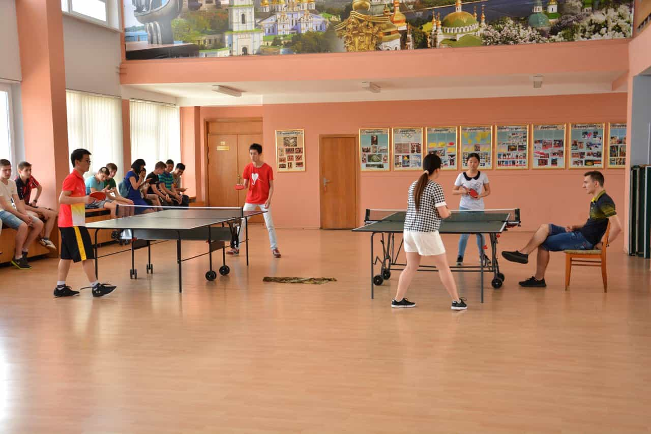 У НУФВСУ відбулися Українсько-китайські літні студентські ігри 2016 року