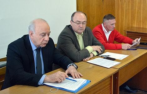 Рада Інституту футболу визначила напрями роботи закладу у 2017 році