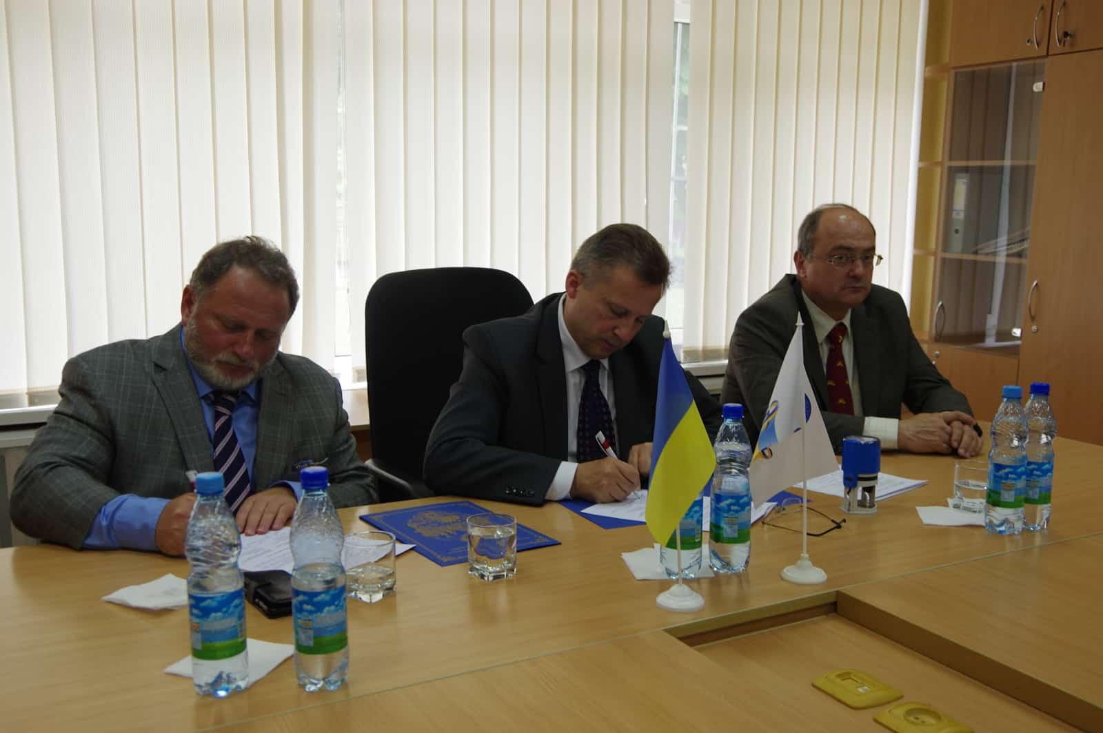 Новый партнер НУФВСУ - Киевский университет права Национальной академии наук Украины