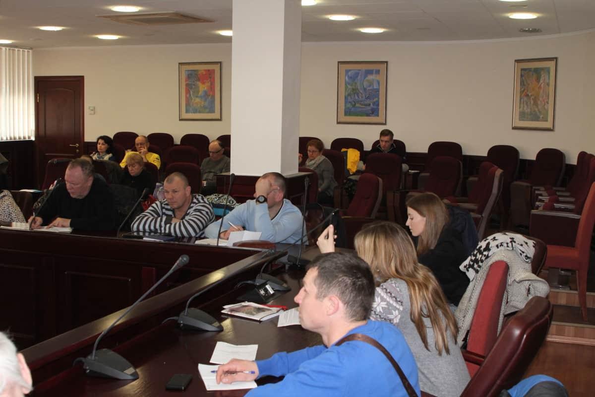 У НУФВСУ були проведені курси підвищення кваліфікації тренерів зі складнокоординаційних видів спорту