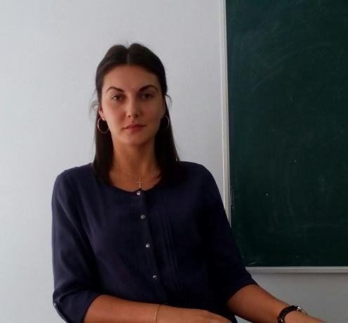Огбутуруго Вікторія Дмитрівна