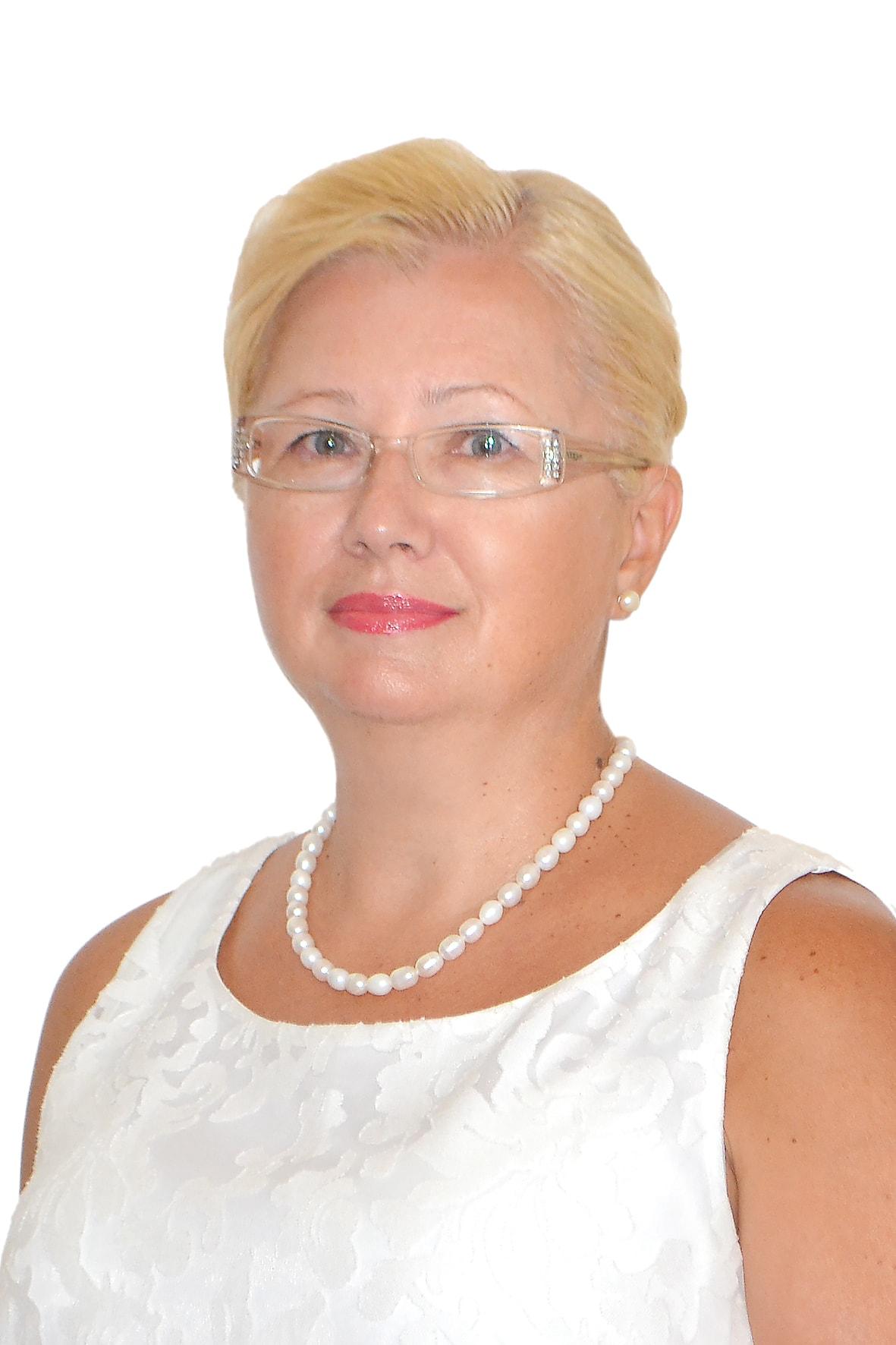 Петровська Тетяна Валентинівна - завідувач кафедри психології і педагогіки