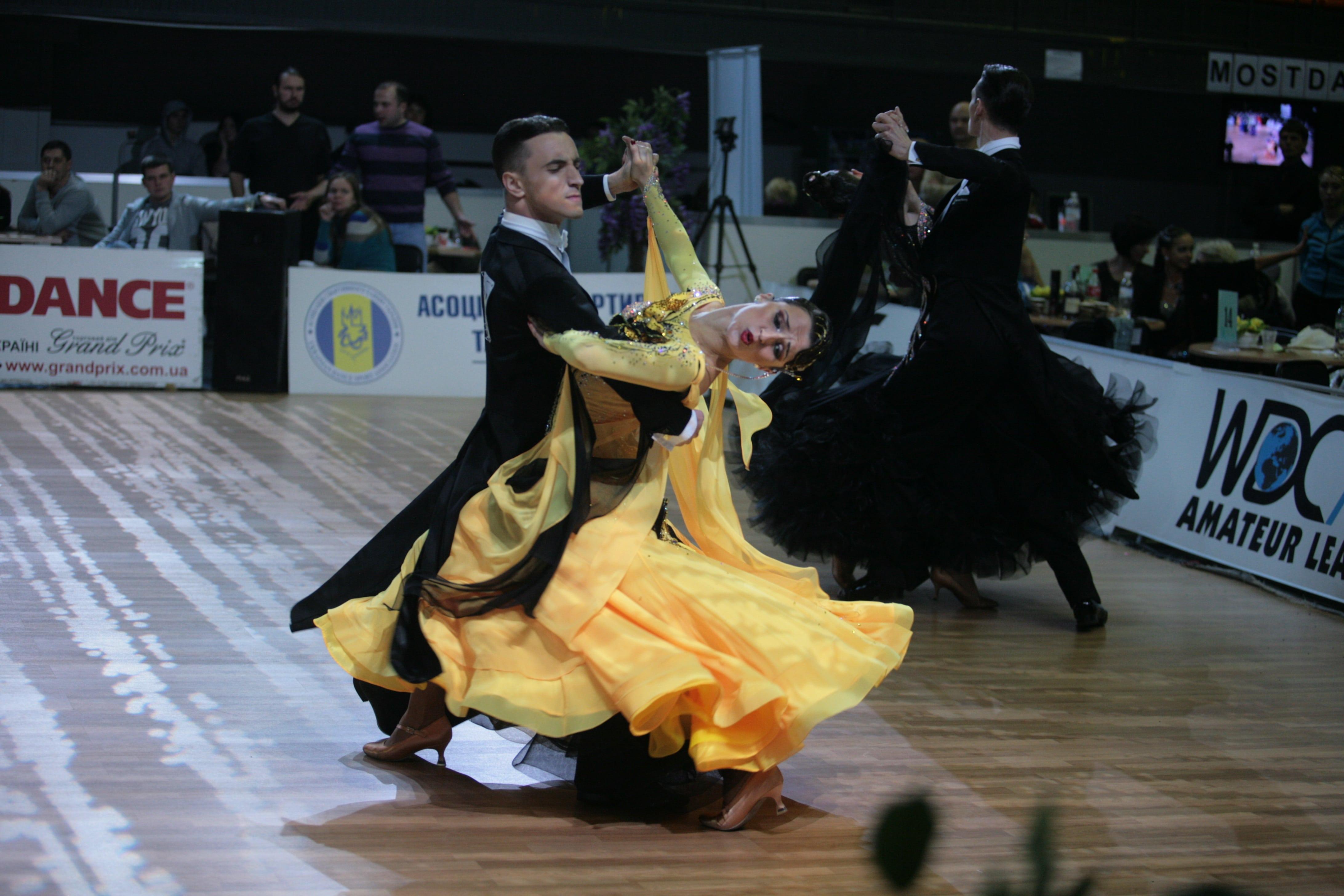 Кафедра хореграфії і танцювальних видів спорту