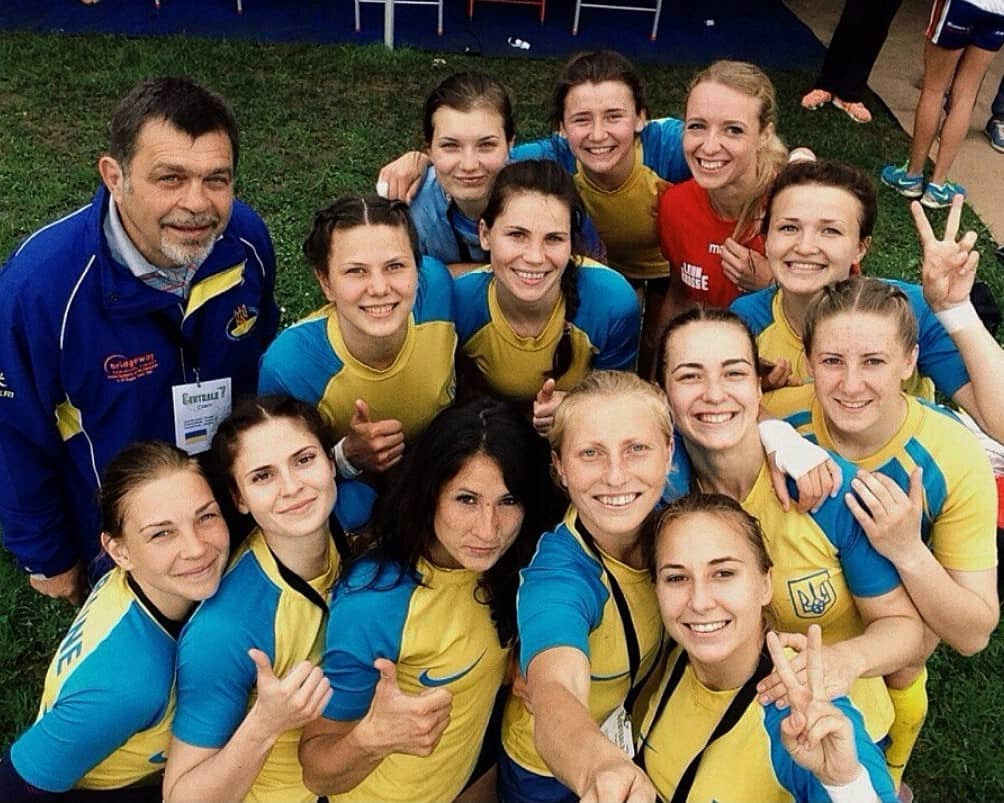 Студенти НУФВСУ стали срібними призерами міжнародного турніру з регбі-7 серед жіночих студентських збірних команд