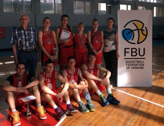 Збірні команди НУФВСУ з баскетболу стали призерами у фіналі Кубка України з баскетболу 3х3 серед студентських команд чоловіків і жінок