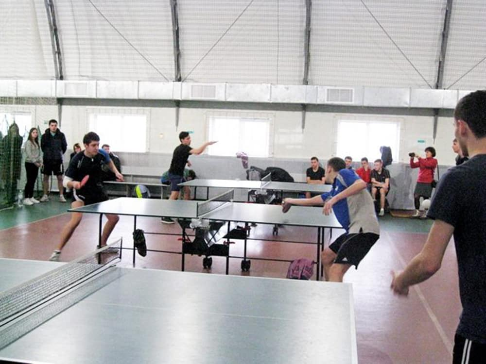 Студенти НУФВСУ - переможці та призери чемпіонату м. Києва серед студентів з настільного тенісу