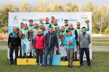 Студенти НУФВСУ успішно виступили на Чемпіонаті України з лижних перегонів та біатлону