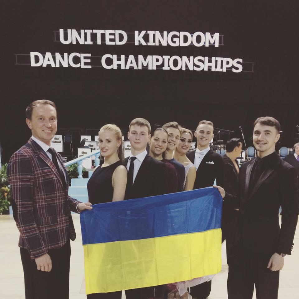 Вітаємо студентів Артема Кукліна та Аліку Дікую з перемогою у United Kingdom Open Championship 2017