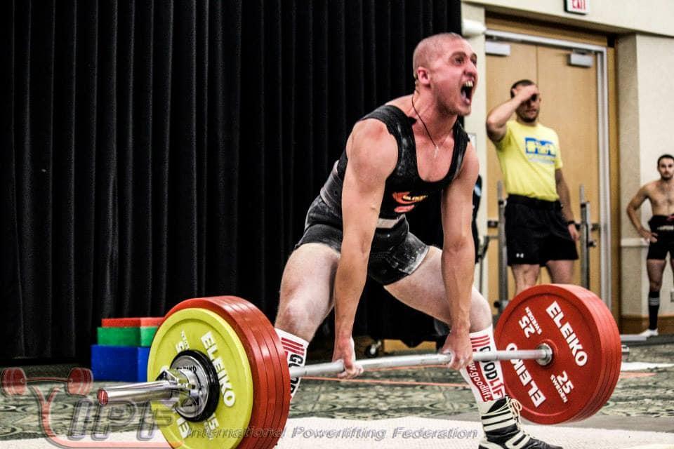 Спортивних єдиноборств та силових видів спорту