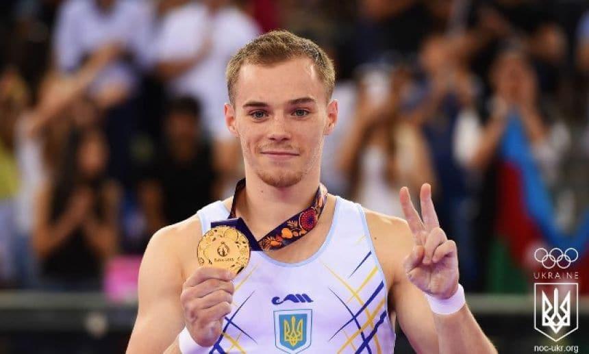 НУФВСУ вітає аспіранта О. Вєрняєва з перемогою у змаганнях Olympic Test Event