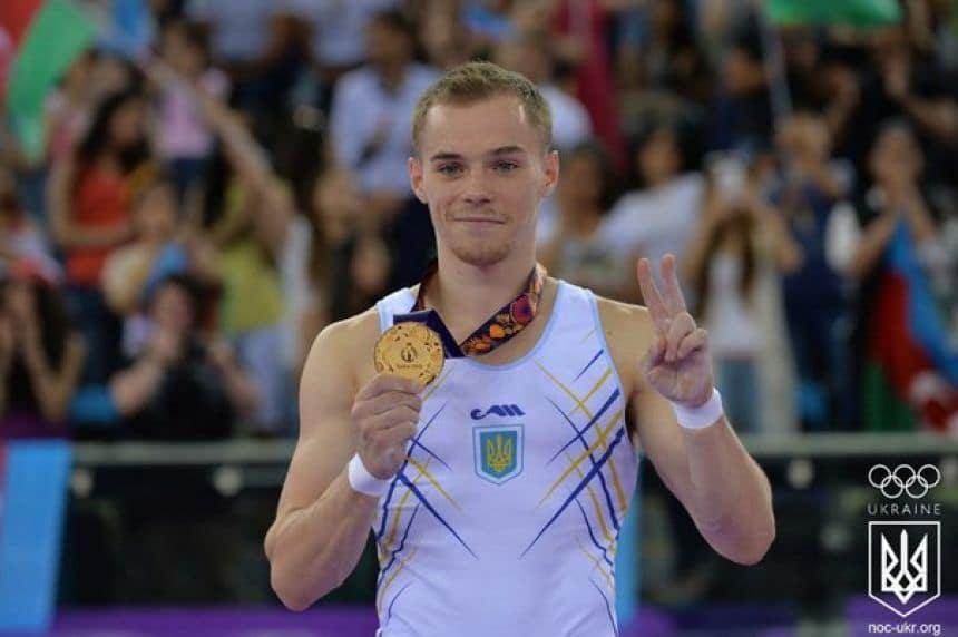 Аспірант НУФВСУ О. Вєрняєв переміг у Кубку світу зі спортивної гімнастики