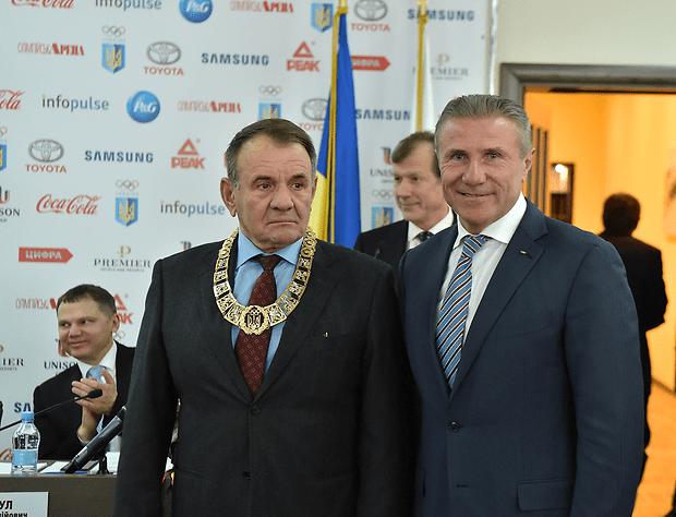 Володимира  Миколайовича Платонова  нагороджено  Олімпійським орденом  НОК