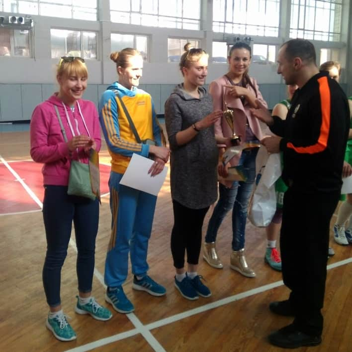 Жіноча збірна команда НУФВСУ перемогла у Київському етапі студентського Кубку України з баскетболу 3х3